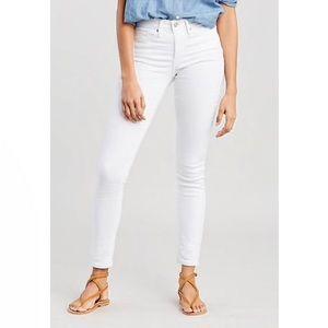 J BRAND⚡️White Capris Stretchy Jeans_30